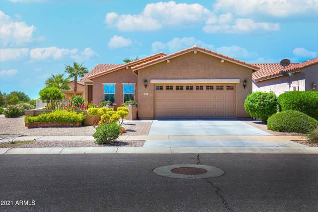 2631 E San Thomas Drive, Casa Grande, AZ 85194 (MLS #6273467) :: Arizona 1 Real Estate Team