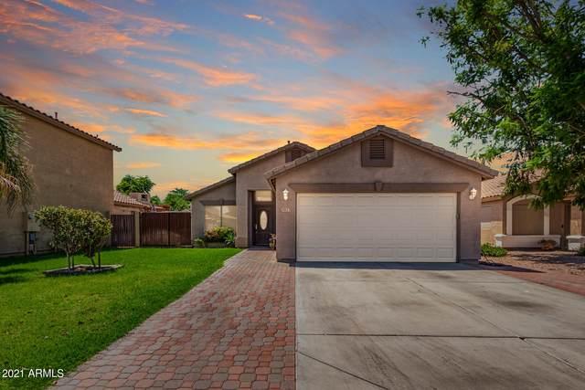 2023 E Appaloosa Road, Gilbert, AZ 85296 (MLS #6273476) :: Yost Realty Group at RE/MAX Casa Grande