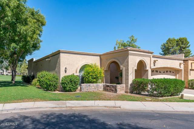 11075 N 77th Street, Scottsdale, AZ 85260 (MLS #6273477) :: Arizona 1 Real Estate Team