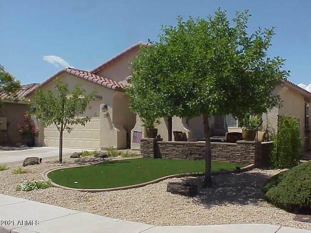 9164 W Hedge Hog Place, Peoria, AZ 85383 (MLS #6273500) :: The Luna Team