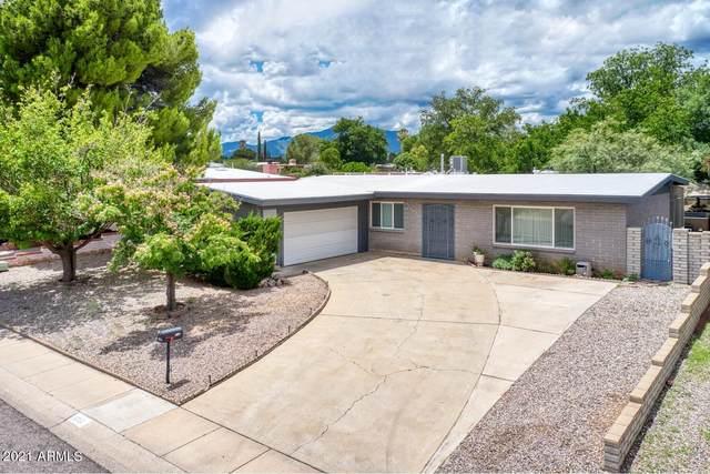 1214 El Sonoro Drive, Sierra Vista, AZ 85635 (MLS #6273502) :: Arizona 1 Real Estate Team
