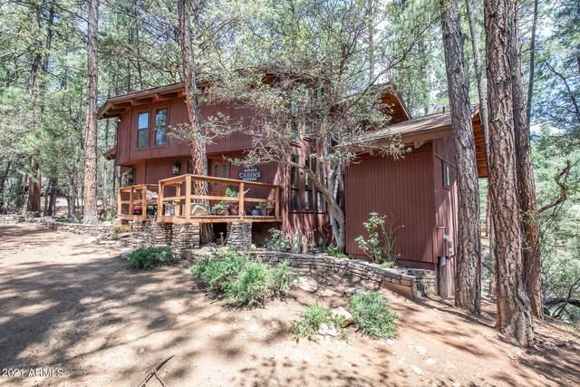 6174 Pinon Loop, Pine, AZ 85544 (MLS #6273508) :: Arizona 1 Real Estate Team
