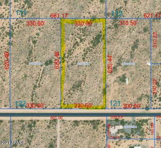 0 W Century Road, Maricopa, AZ 85139 (MLS #6273556) :: Dave Fernandez Team   HomeSmart