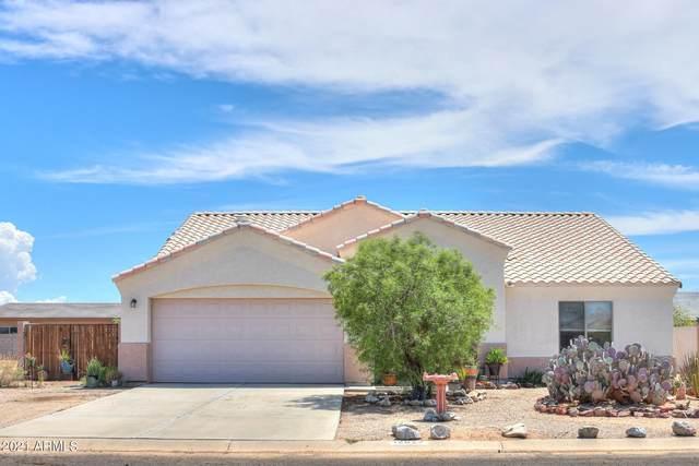 12527 W Delwood Drive, Arizona City, AZ 85123 (MLS #6273557) :: Yost Realty Group at RE/MAX Casa Grande