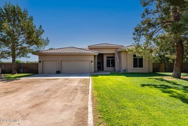 11154 E Vallejo Street, Chandler, AZ 85248 (MLS #6273568) :: CANAM Realty Group