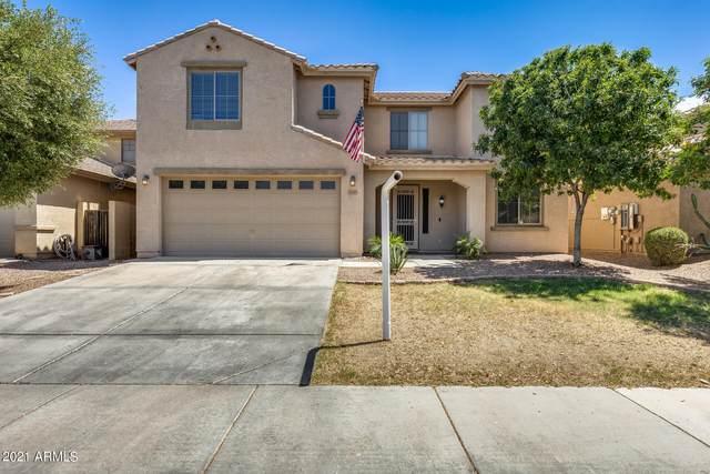 697 W Desert Seasons Drive, San Tan Valley, AZ 85143 (MLS #6273570) :: Long Realty West Valley