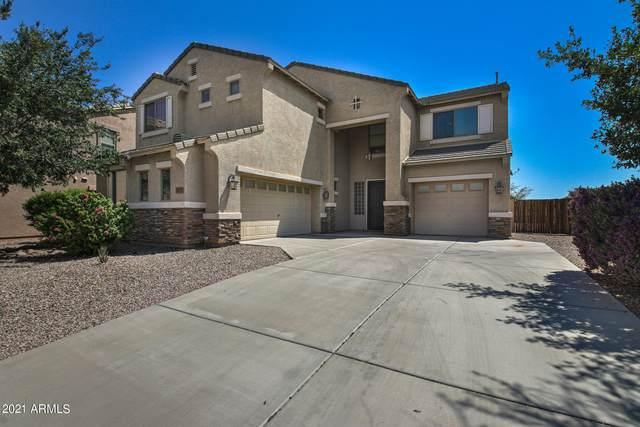 20785 N Danielle Avenue, Maricopa, AZ 85138 (MLS #6273582) :: Yost Realty Group at RE/MAX Casa Grande