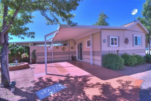 93 N Sky Run Lane #4, Star Valley, AZ 85541 (MLS #6273596) :: Long Realty West Valley