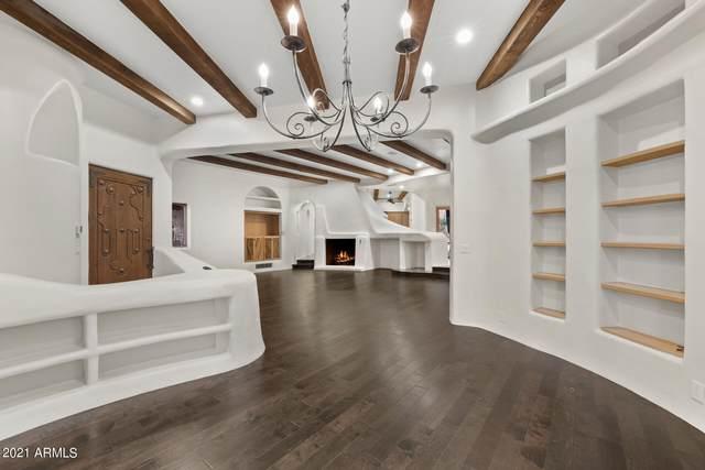 6524 E Stallion Road, Paradise Valley, AZ 85253 (MLS #6273605) :: Power Realty Group Model Home Center