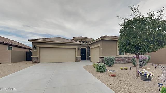 1722 N 161ST Lane, Goodyear, AZ 85395 (MLS #6273613) :: ASAP Realty