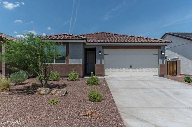 8418 S 164TH Drive, Goodyear, AZ 85338 (MLS #6273619) :: West USA Realty
