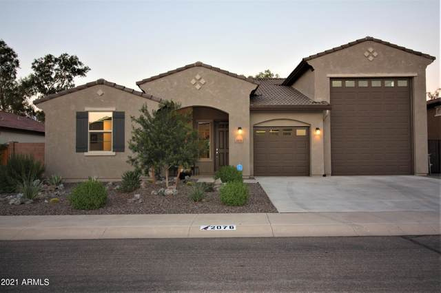 2076 N St Andrews Drive, Casa Grande, AZ 85122 (MLS #6273634) :: Service First Realty