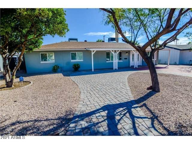3507 N 63RD Place, Scottsdale, AZ 85251 (MLS #6273648) :: Power Realty Group Model Home Center