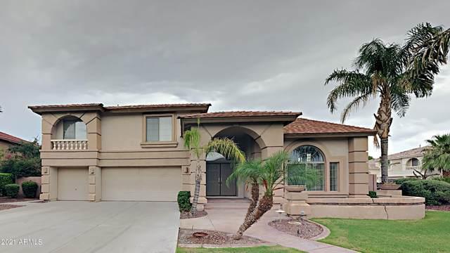 1714 E Mead Drive, Chandler, AZ 85249 (MLS #6273652) :: The Daniel Montez Real Estate Group