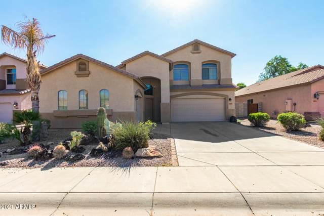 1858 N Mandeville Lane, Casa Grande, AZ 85122 (MLS #6273654) :: Service First Realty