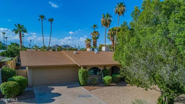 2502 E Sahuaro Drive, Phoenix, AZ 85028 (MLS #6273655) :: Arizona Home Group