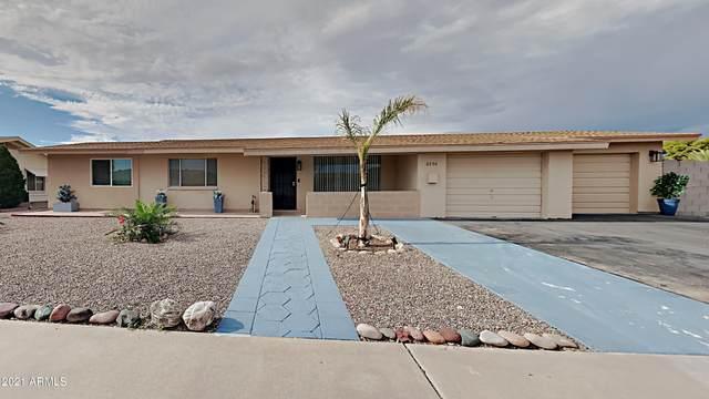 6256 E Anaheim Street, Mesa, AZ 85205 (MLS #6273661) :: Service First Realty