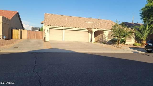 9121 S 48TH Drive, Laveen, AZ 85339 (MLS #6273663) :: Yost Realty Group at RE/MAX Casa Grande