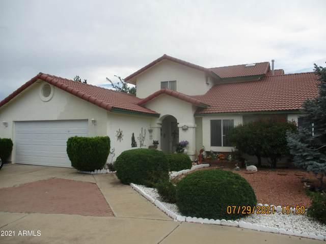 1721 E Gills Place, Sierra Vista, AZ 85650 (MLS #6273666) :: Walters Realty Group