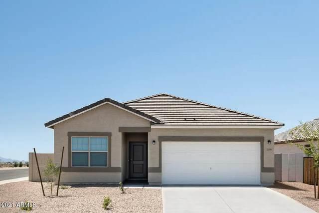 35409 W Santa Clara Avenue, Maricopa, AZ 85138 (MLS #6273692) :: Long Realty West Valley