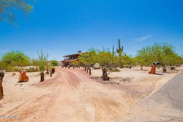 19825 N 53RD Avenue, Glendale, AZ 85308 (MLS #6273703) :: Arizona Home Group