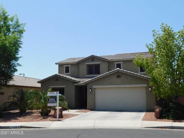 25585 W Blue Sky Way, Buckeye, AZ 85326 (MLS #6273732) :: Keller Williams Realty Phoenix