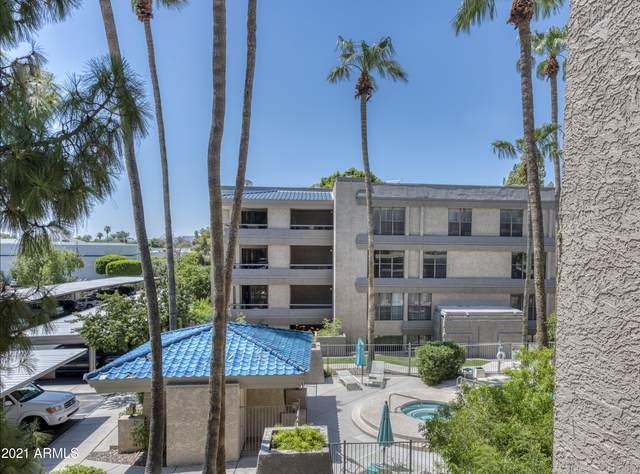 5132 N 31ST Way #132, Phoenix, AZ 85016 (MLS #6273734) :: Yost Realty Group at RE/MAX Casa Grande