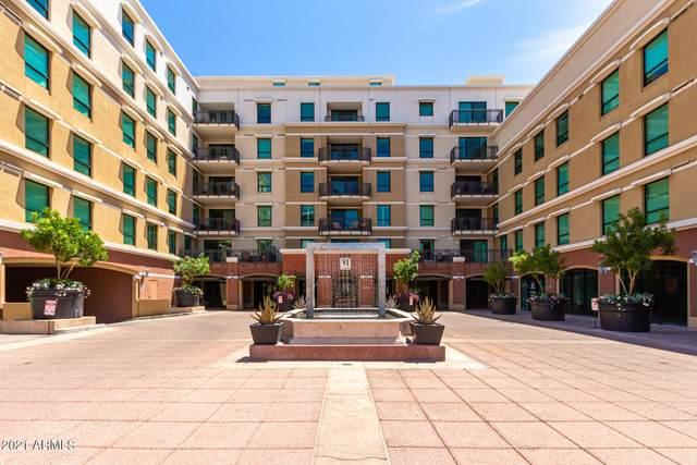 6803 E Main Street #2207, Scottsdale, AZ 85251 (MLS #6273742) :: Service First Realty