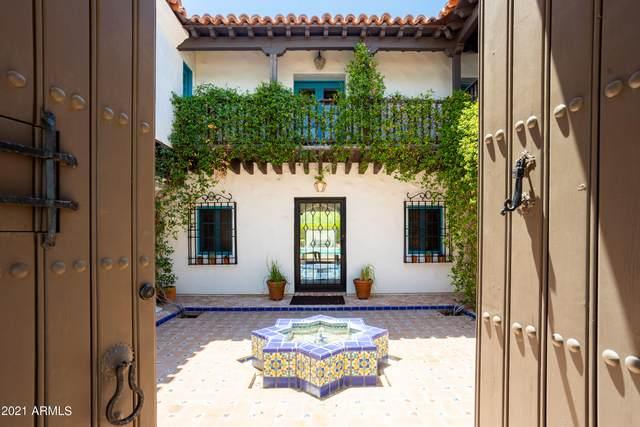 6110 N Kachina Lane, Paradise Valley, AZ 85253 (MLS #6273768) :: Elite Home Advisors