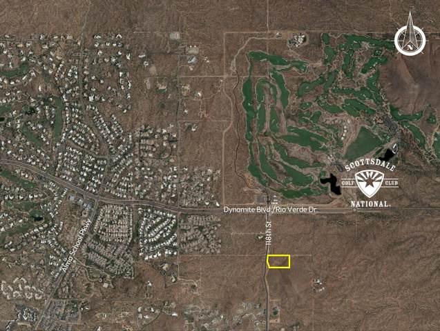 0 E Oberlin Way, Scottsdale, AZ 85262 (MLS #6273787) :: Arizona Home Group