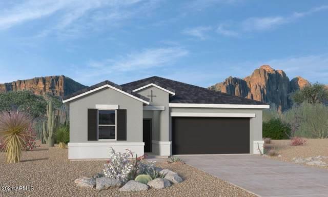 2050 S 48TH Street, Coolidge, AZ 85128 (MLS #6273788) :: Power Realty Group Model Home Center