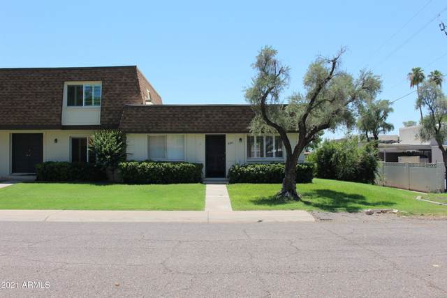 8201 E Orange Blossom Lane, Scottsdale, AZ 85250 (MLS #6273798) :: Service First Realty