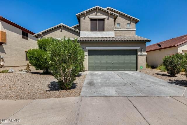 4157 S 249TH Drive, Buckeye, AZ 85326 (MLS #6273801) :: Keller Williams Realty Phoenix