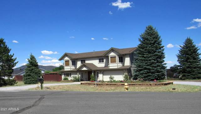9931 Legacy Lane, Flagstaff, AZ 86004 (MLS #6273802) :: Justin Brown | Venture Real Estate and Investment LLC