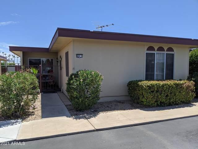 13622 N 98TH Avenue E, Sun City, AZ 85351 (MLS #6273806) :: The Ellens Team