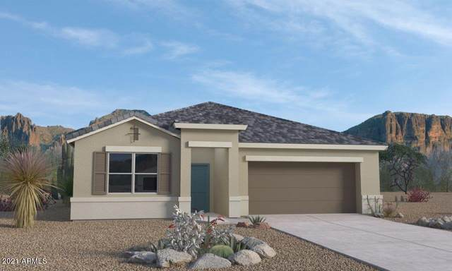 2201 S 46TH Street, Coolidge, AZ 85128 (MLS #6273807) :: Power Realty Group Model Home Center