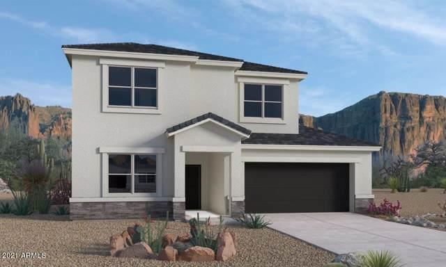 2137 S 46TH Street, Coolidge, AZ 85128 (MLS #6273810) :: Power Realty Group Model Home Center