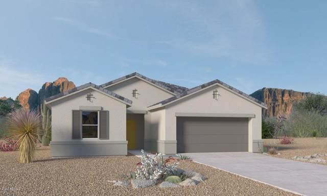 4607 W Cinnamon Avenue, Coolidge, AZ 85128 (MLS #6273818) :: Power Realty Group Model Home Center