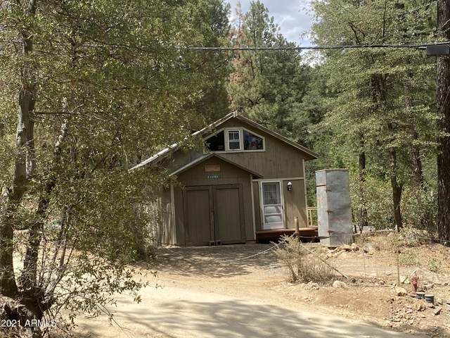 23295 S Towers Mountain Road, Crown King, AZ 86343 (MLS #6273820) :: Service First Realty