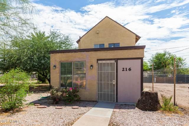 216 S 4TH Street, Buckeye, AZ 85326 (MLS #6273821) :: Keller Williams Realty Phoenix