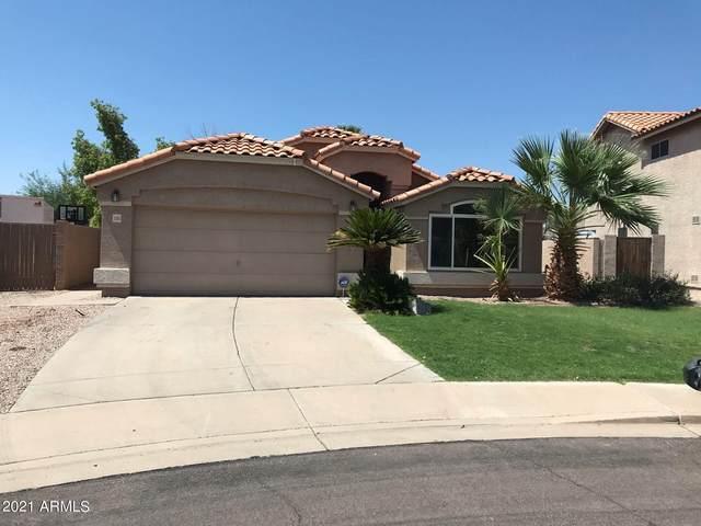 7266 E Kiva Avenue, Mesa, AZ 85209 (MLS #6273838) :: The Ellens Team