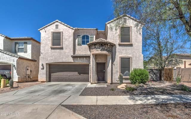 2404 S 90TH Lane, Tolleson, AZ 85353 (MLS #6273852) :: Keller Williams Realty Phoenix