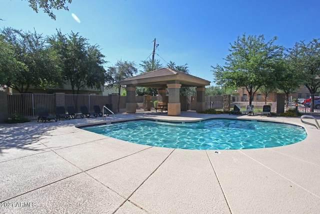 17150 N 23RD Street #152, Phoenix, AZ 85022 (MLS #6273854) :: Arizona Home Group