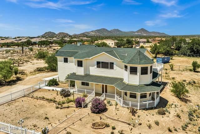 10036 E Jensen Street, Mesa, AZ 85207 (MLS #6273856) :: The Ellens Team
