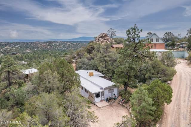 265 Parker Drive, Prescott, AZ 86303 (MLS #6273860) :: Yost Realty Group at RE/MAX Casa Grande
