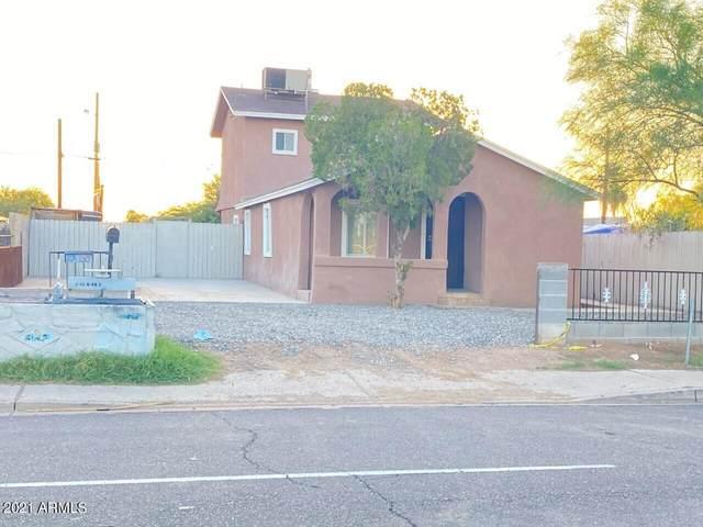814 N 27th Avenue, Phoenix, AZ 85009 (MLS #6273861) :: Yost Realty Group at RE/MAX Casa Grande