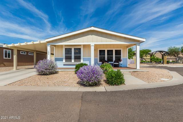 8865 E Baseline Road #134, Mesa, AZ 85209 (MLS #6273862) :: The Ellens Team
