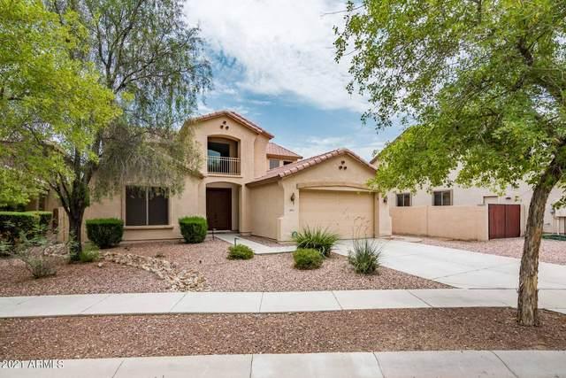 8931 S 40TH Drive, Laveen, AZ 85339 (MLS #6273869) :: The Bole Group | eXp Realty