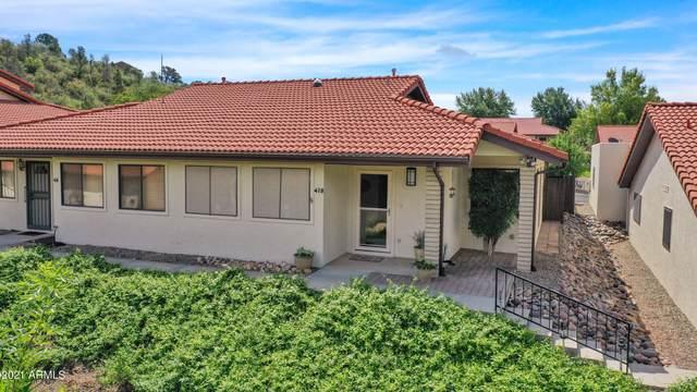 418 Torrey Pine Lane, Prescott, AZ 86301 (MLS #6273920) :: Service First Realty