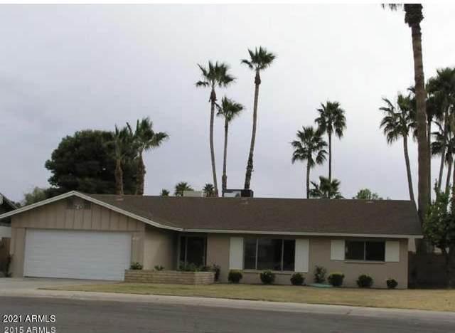 405 E Carson Drive, Tempe, AZ 85282 (MLS #6273926) :: Service First Realty